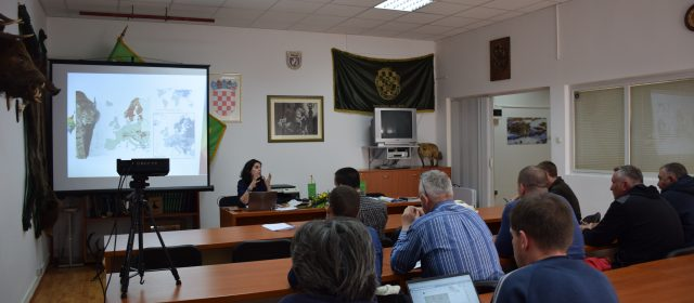 Lynx Croatia – project presentation andcooperation with hunters