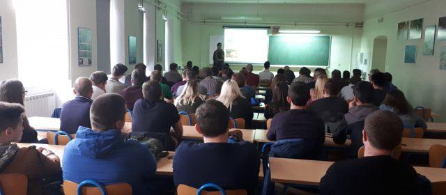 Presentation in Karlovac