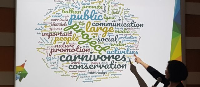 Communicating large carnivore conservation – Workshop Proceedings
