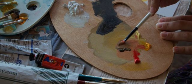 Art colony for lynx conservation