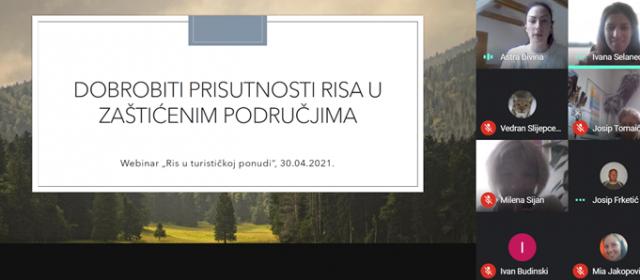 Ris u turističkoj ponudi – webinar