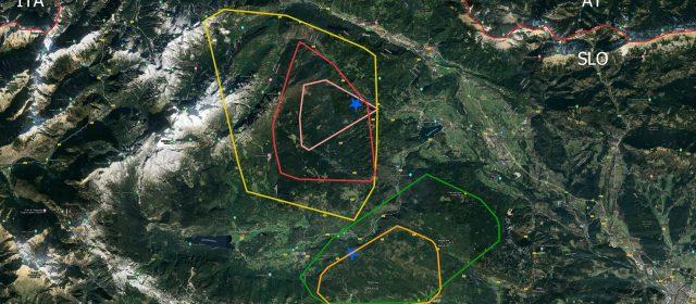 Kje so risi, ki so bili izpuščeni na Gorenjskem?