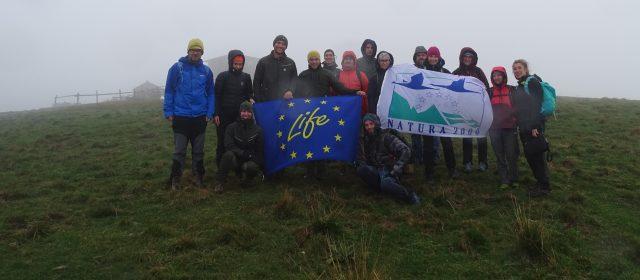10° riunione di direttivo del progetto LIFE Lynx ed escursione sul campo nei Carpazi rumeni