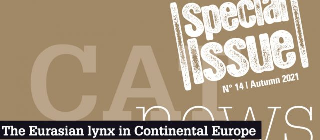 Cat News Special Issue 14 – La lince eurasiatica nell'Europa continentale